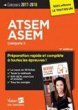Concours ATSEM et ASEM - Catégorie C - Préparation complète et rapide à toutes les épreuves