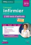 Concours Infirmier - Entrée en IFSI - 1 500 tests d'aptitude