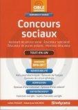 Concours sociaux 2016-2017