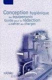 Conception hygiénique des équipements