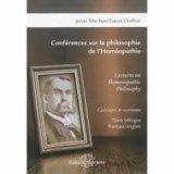 Conférences sur la philosophie de l'homéopathie