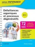 Défaillances organiques et processus dégénératifs UE 2.7