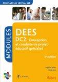 DEES DC2 Conception et conduite de projet �ducatif sp�cialis�