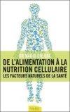 De l'alimentation à la nutrition cellulaire