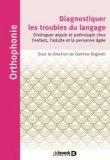 Diagnostiquer les troubles du langage