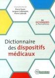 Dictionnaire des dispositifs médicaux