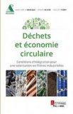 Economie circulaire et caractérisation des déchets en vue de leur valorisation