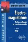 Électromagnétisme 2ème année MP