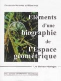 El�ments d'une biographie de l'espace g�ometrique