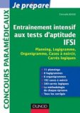 Entra�nement intensif aux Tests d'aptitude IFSI