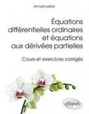 Équations différentielles ordinaires et équations aux dérivées partielles