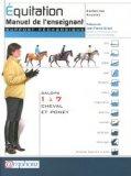 Équitation - Manuel de l'enseignant