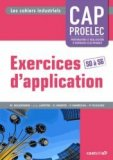 Exercices d'application CAP PROELEC