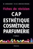 Fiches de révision CAP Esthétique Cosmétique Parfumerie