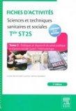 Fiches d'activités Sciences et techniques sanitaires et sociales - Terminale ST2S