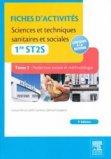 Fiches d'activités Sciences et techniques sanitaires et sociales