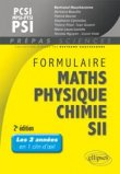 Formulaire MatHs - Physique-Chimie -SII - MPSI/MP