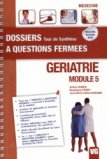 Gériatrie - Module 5