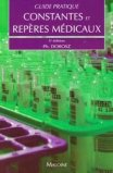 Guide pratique des constantes et repères médicaux