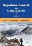 Guides Ollivier répertoire général