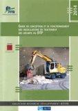 Guide de conception et de fonctionnement des installations de traitement des déhets du BTP