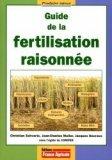 Guide de la fertilisation raisonnée