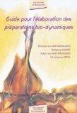 Guide pour l'élaboration des préparations bio-dynamiques