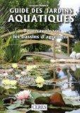 Guide des jardins aquatiques