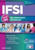 IFSI - Le concours d'entrée