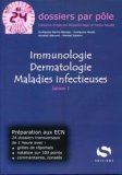 Immunologie Dermatologie Maladies infectieuses