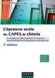 L'épreuve orale du Capes de chimie