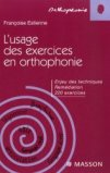 L'usage des exercies en orthophonie