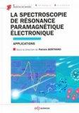 La spectroscopie de résonance paramagnétique électronique