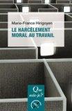 Le harcelement moral au travail