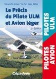 Le Précis du Pilote ULM et Avion léger