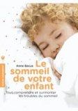 Le sommeil de votre enfant