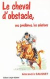 Le cheval d'obstacle