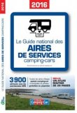 Le guide national des aires de services camping-cars 2016