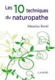 Les 10 techniques du naturopathe