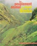 Le peuplement animal du Mont Nimba