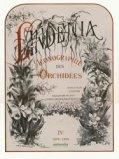 Lindenia Iconographie des orchidées Tome 4 (1894-1898)