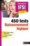 450 tests Raisonnement logique