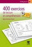 400 exercices de lecture et de compréhension