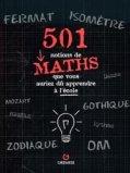 501 notions de maths que vous auriez pu apprendre à l'école