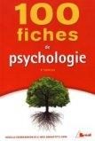 100 fiches de psychologie