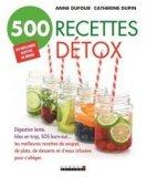 500 recettes détox
