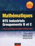 Mathématiques - BTS industriels - Groupements B et C