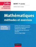 Math�matiques M�thodes et Exercices BCPST 1re ann�e