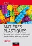 Matières plastiques