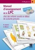 Manuel d'enseignement de la LPC chez des enfants sourds
